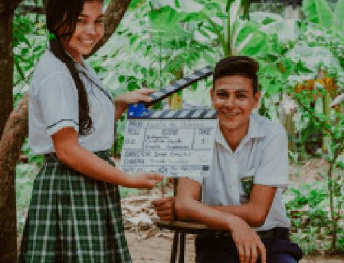 Una paz de película
