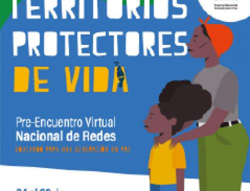 Afiche ganador III Encuentro Nacional de REDES – EDUCAPAZ