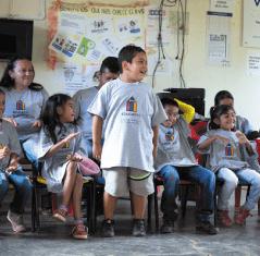 Hacia una generación de paz