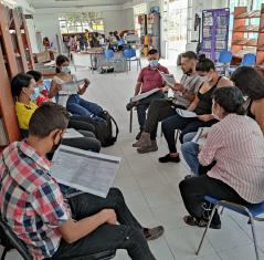 Sur del Tolima: el día en que nos volvimos a sentar juntos a la mesa